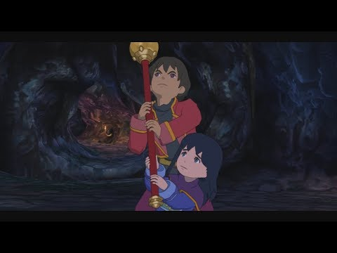 Let's Play Ni No Kuni: Part 25 - Tag-along Princes