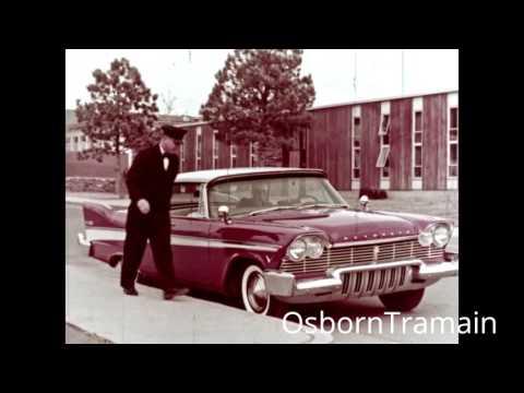 1957 Plymouth Belvedere Commercial - Color HD  4 door hardtop