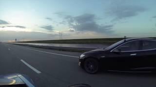 funny and amazing Tesla (Model S) moments