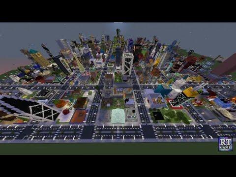 Download M 5 citydagi o'zgarishlar /Minecraft/O'zbekcha let's_play