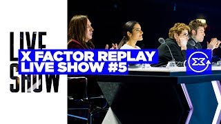 X Factor Replay - Live Show 5
