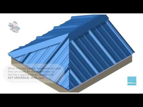 Metal Building HIPS - AST Universal Seal Tape by EMSEAL