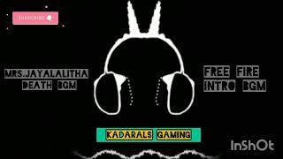 (FF intro bgm) X ( Mrs.jayalalitha death bgm) mass ringtone   ff bgm X Amma death bgm   KG  