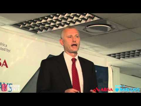 The Blockchain & Bitcoin Africa Conference 3rd & 4th March 2016 - Willian Frentzen