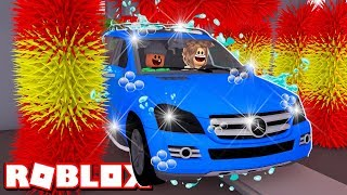 ROBLOX CAR WASH TYCOON