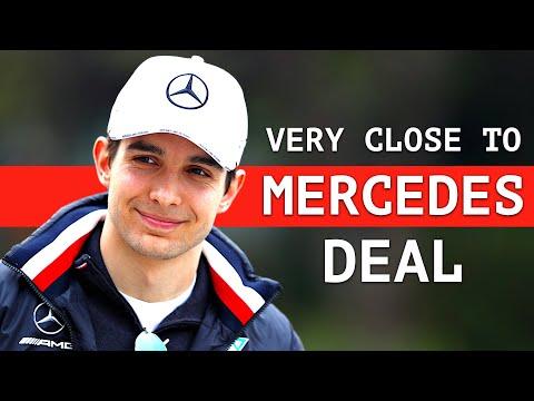 "Ocon Was ""Very Close"" to Mercedes Seat - Veganism 'Eradicated' Hamilton's Energy Issues"