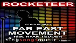 Far East Movement ft Ryan Tedder - Rocketeer (New Remix)