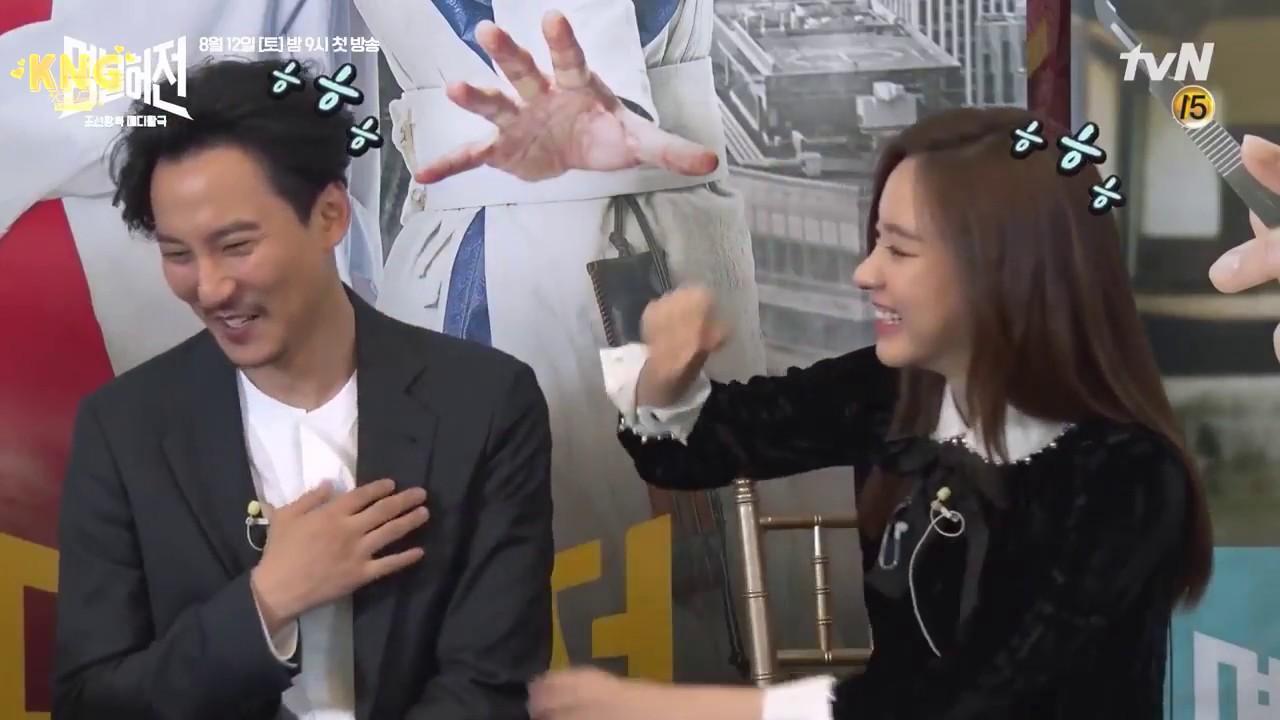 Photo of kim nam gil ภาพยนตร์และรายการโทรทัศน์ – [VIETSUB] Phỏng vấn cùng Kim Nam Gil và Kim Ah Joong