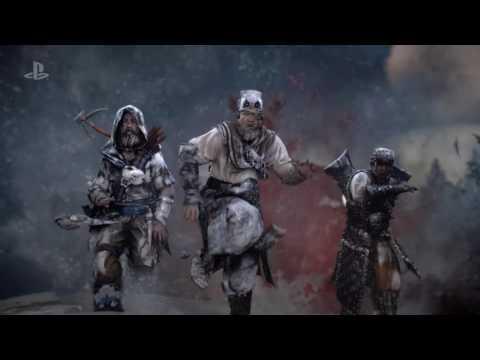 Horizon Zero Dawn: The Frozen Wilds - Gameplay Trailer [1080p 60FPS HD]