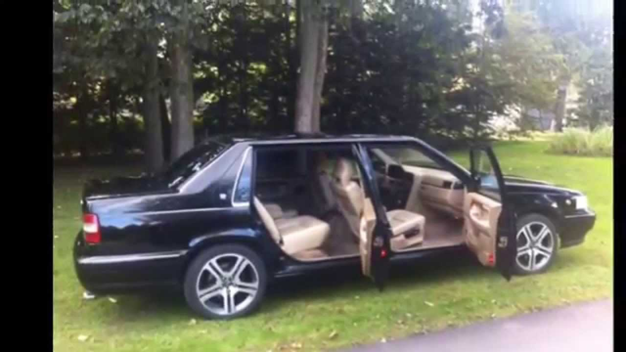 VOLVO S90 Royal Executive Level III - YouTube