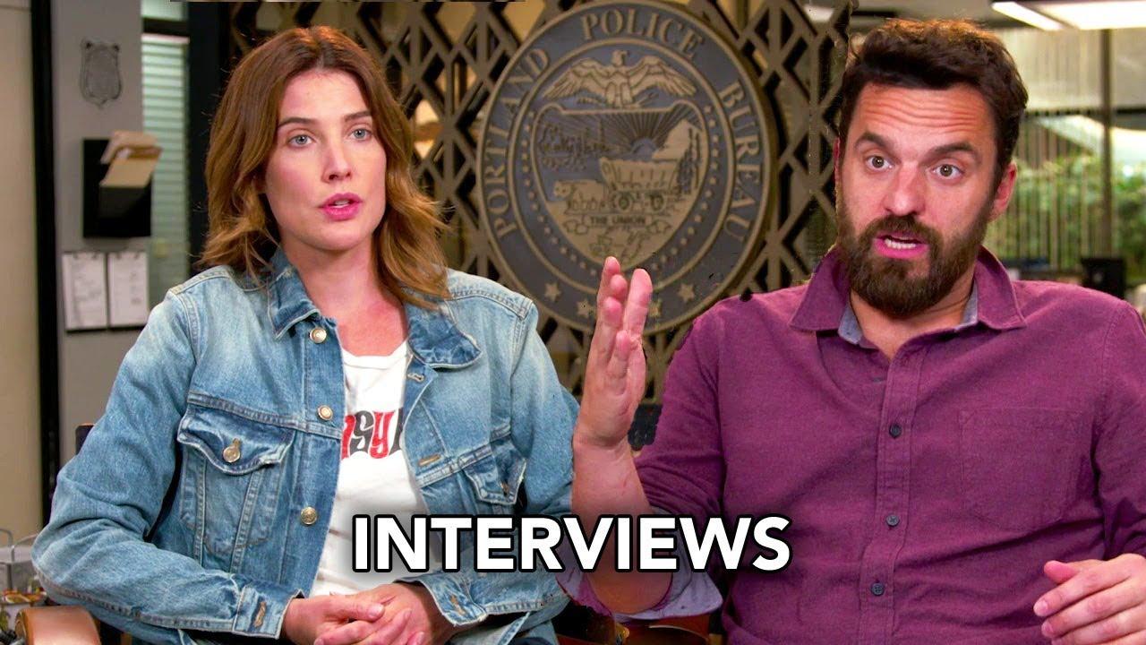 Stumptown Abc Cast Interviews Hd Cobie Smulders Michael Ealy Jake Johnson Youtube