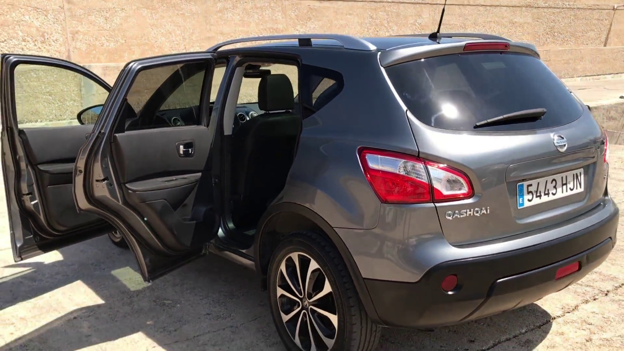 2012 nissan qashqai 2 0 dci tekna sport 4x4 auto for sale in spain youtube. Black Bedroom Furniture Sets. Home Design Ideas