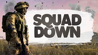 SQUAD DOWN! (Squad Funny Moments)