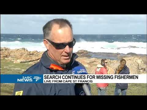 Search for the missing fishermen resumed