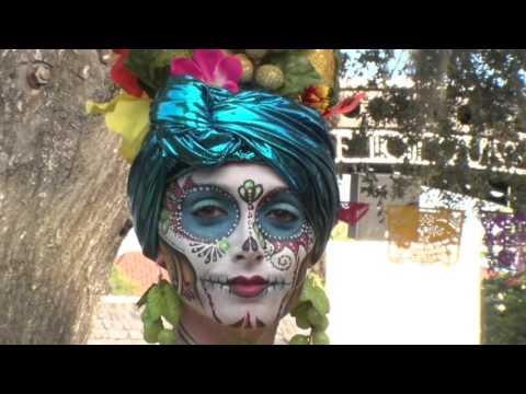 Sarykarmen Rivera - La ciudad de Dunedin regresa con celebración de Halloween con raíces latina