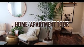 HOME/APARTMENT TOUR @delaneychilds