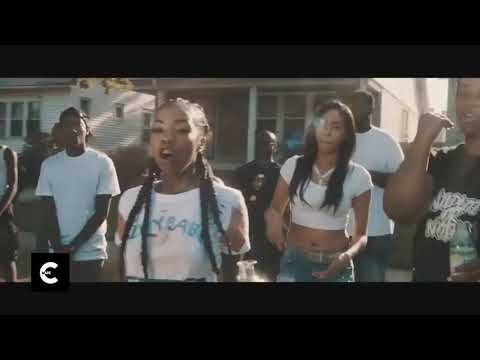 Cuban dolly asian doll fight with Molly Brazy and rocky b