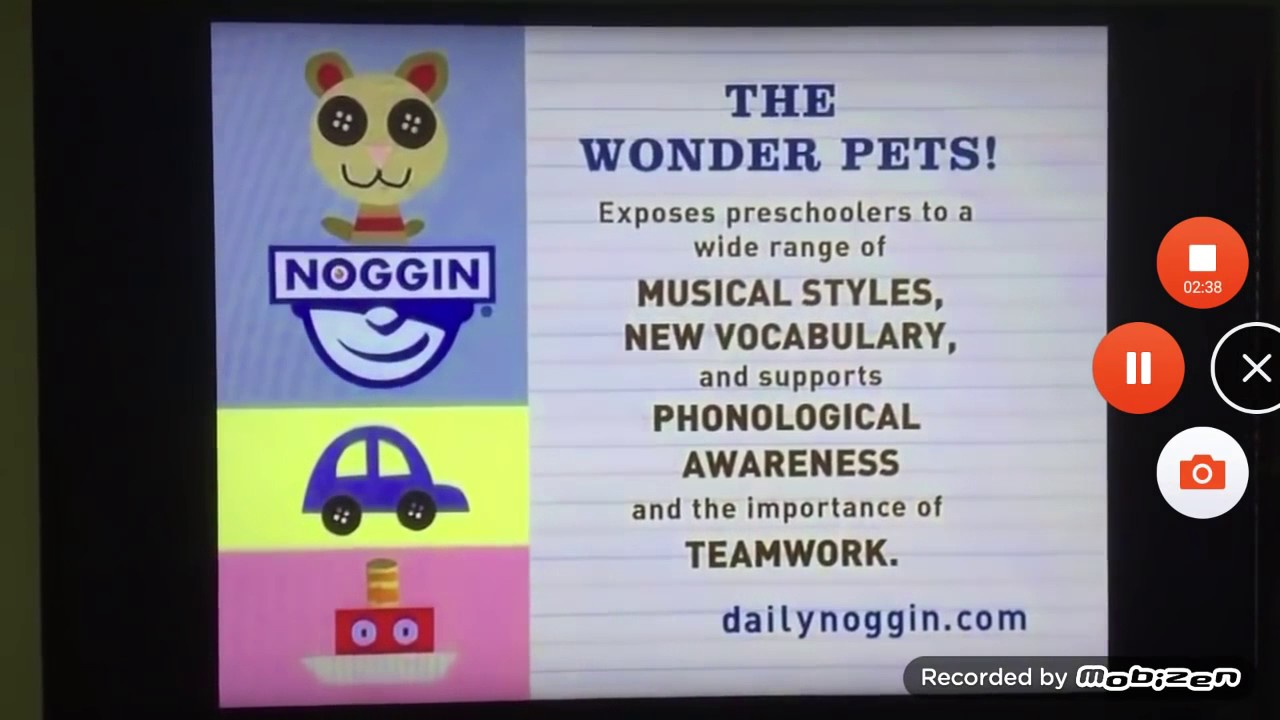 Noggin Curriculum Boards (2005-2009) (UPDATED) - YouTube