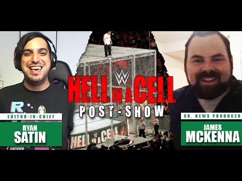 Hell in a Cell Post-Show with Ryan Satin and James McKenna