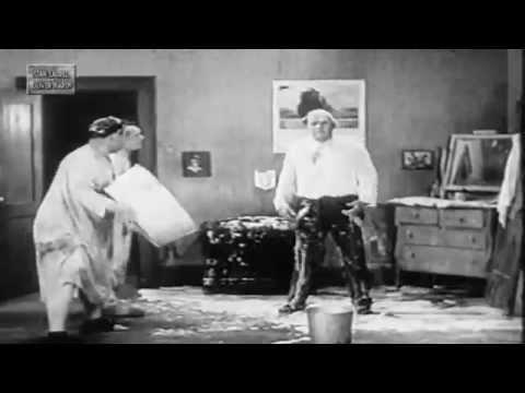 Dick und Doof - Die nächtliche Ziegenwäsche (1929)
