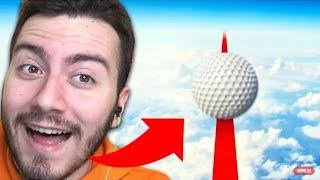Dünyanın en zor golf oyunu