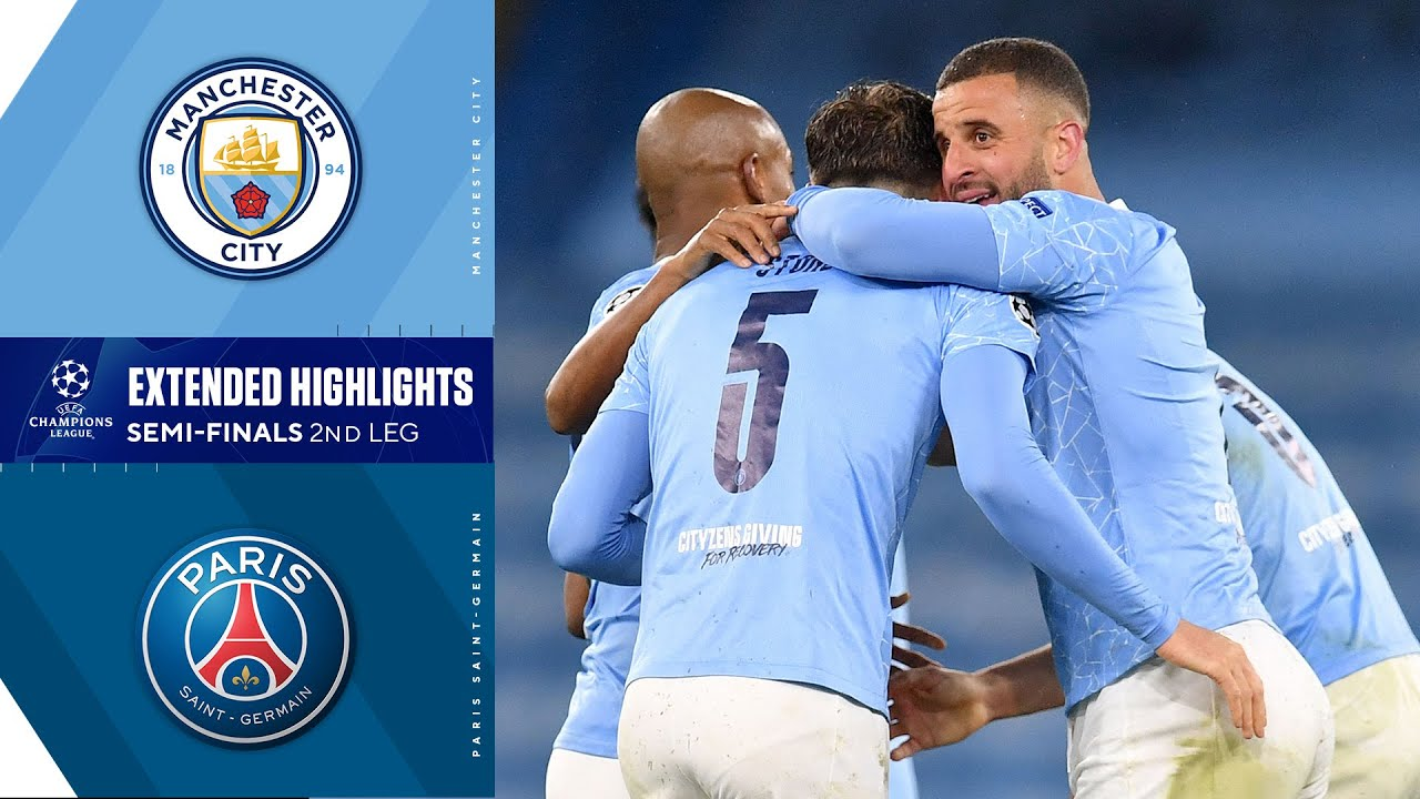 Download Manchester City vs. Paris Saint-Germain: Extended Highlights | UCL on CBS Sports