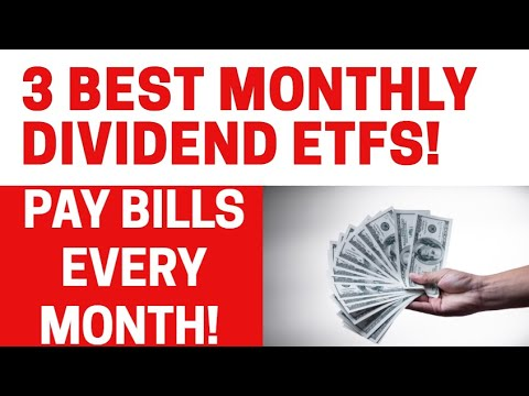 the-3-best-monthly-dividend-etfs-(exchange-traded-funds)-for-passive-income!
