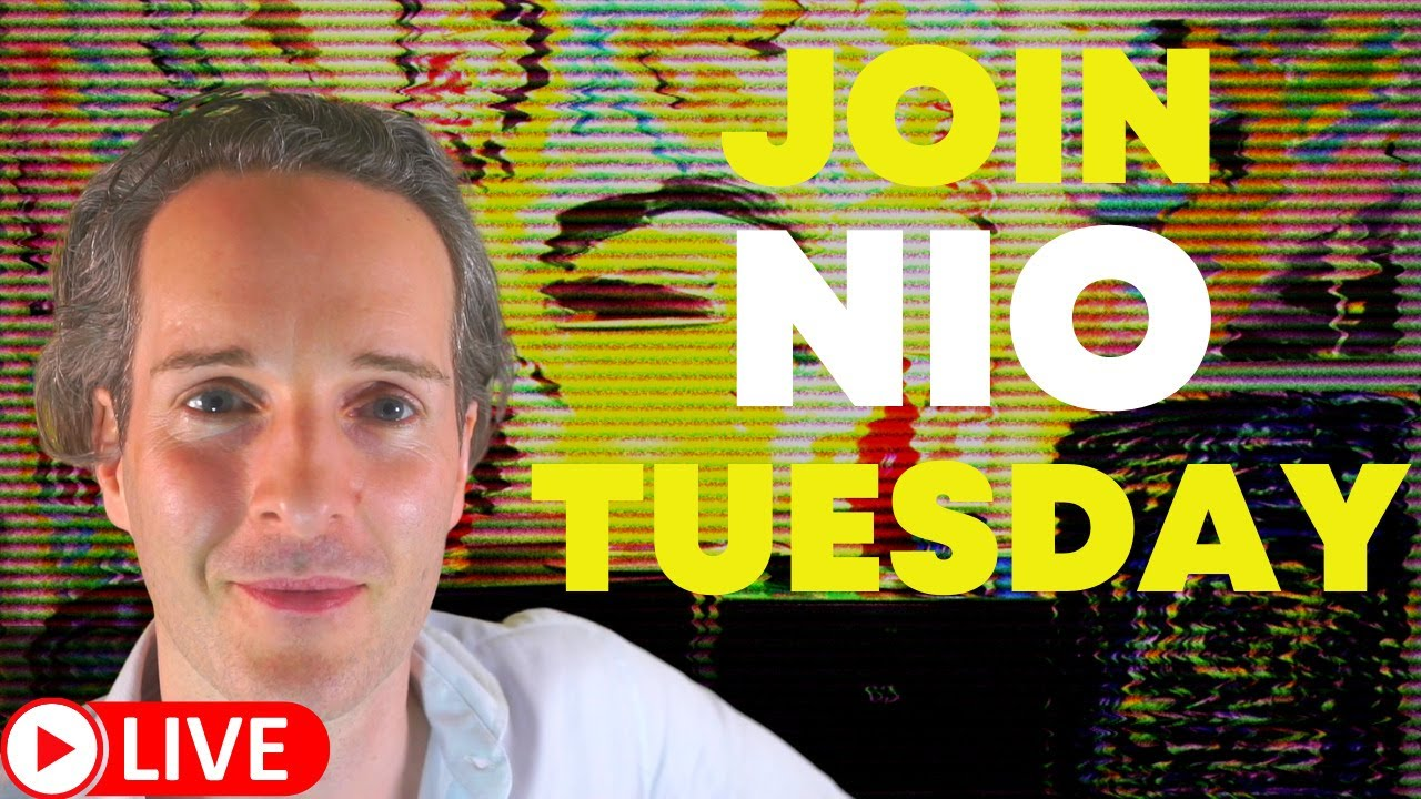Download 🔴[LIVE Q&A] NIO TO HIT $160!? I AM BUYING [NIO Stock Analysis and Prediction]