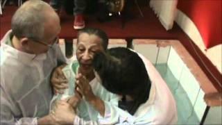 Batismo 28-08-2011  - IBF Bonfim - Campinas - SP