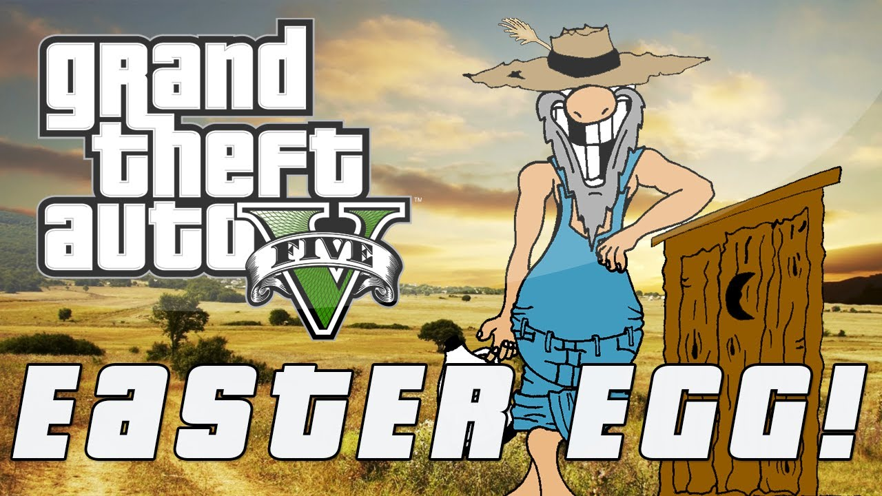 Grand Theft Auto 5   Tap Dancing Hillbilly Easter Egg