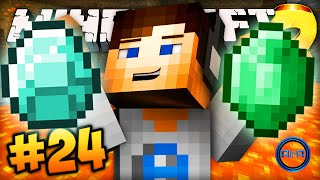 "How To Minecraft (Season 2) - w/ Ali-A #24 - ""MINING CHALLENGE!"""