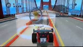 Lego City Undercover Adventures - Drag Racer Time Trial