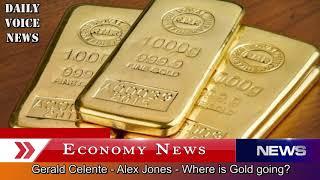 Gerald Celente - Gold Price - Gold Collapse - Financial Market Crash 2018