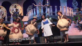 Beauty & the Beast Opening Day 2017