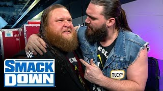 Otis nervously awaits Valentine's Day date with Mandy Rose: SmackDown, Feb. 14, 2020