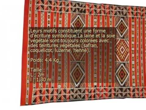 tapis kilim marocain - Tapis Kilim