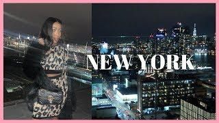 LIVING IN NEW YORK CITY: WHERE TO PARTY AT?