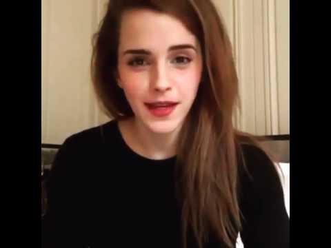 Emma Watson Instagram Diary - YouTube