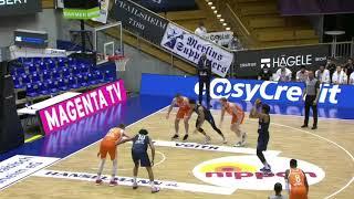 Vechta at Crailsheim - 2020-21 German BBL | Playing Time Philipp Herkenhoff #14 orange