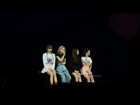 [190524] BLACKPINK - 'Hope Not' Live In Berlin
