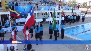 Inauguran 6ª edición del Panamericano de Apnea 2017