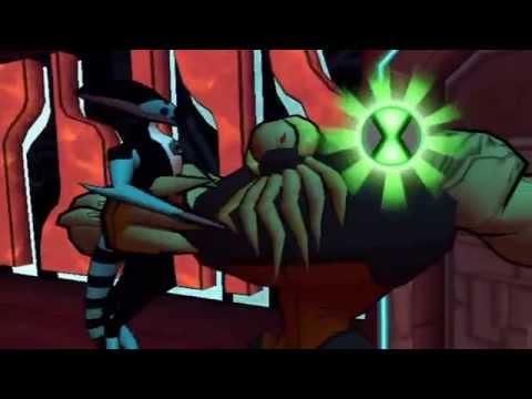 Игра Бен Тен Защитник Земли Все Боссы (2) Ben 10 Protector of Earth all bosses
