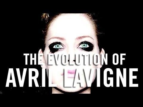 The Career Evolution Of Avril Lavigne