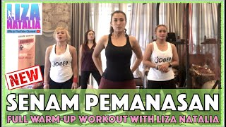 Senam Pemanasan TERBARU || Full Warm-Up Workout || Liza Natalia