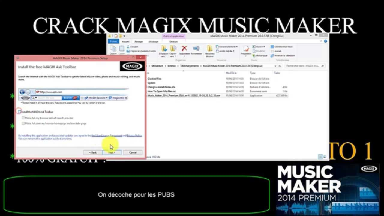 Magix music maker 2014 premium serial number free download | Magix