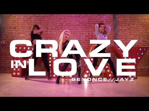 Beyoncé - Crazy In Love - Choreoraphy by Marissa Heart | #PlaygroundLA