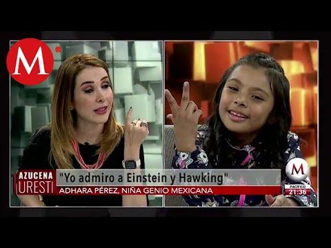 El Gallo Por La Mañana - La niña de 8 años nacio en Veracruz! con IQ de 162