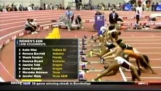 2014 NCAA Indoor Track and Field Championships   Women's 60m