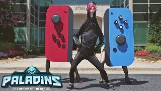 Paladins - Now on Nintendo Switch (DANCE REMIX)