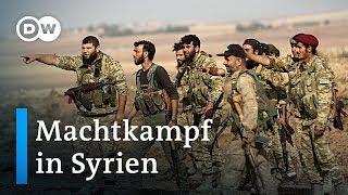 Alte Gesichter, neue Allianzen: Wer gewinnt den Kampf um Syrien?